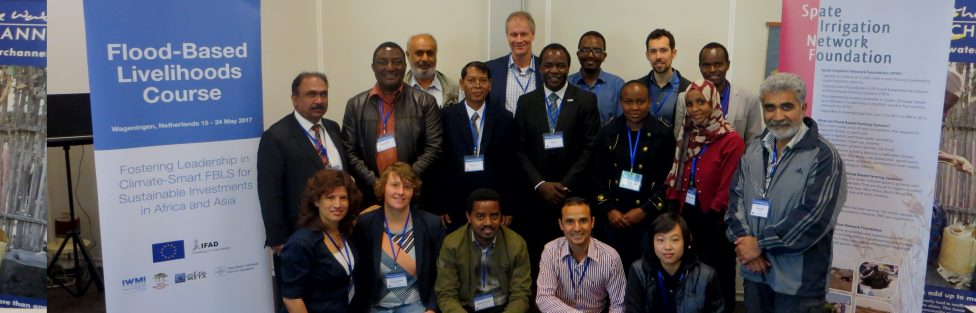 2nd Annual Leadership Course in Climate-Smart FBLN for Sustainable Investments in Africa and Asia (May 2017)
